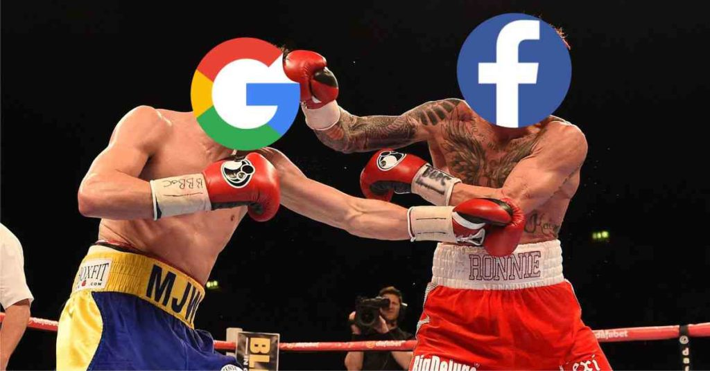 Facebook Ads Versus Google Ads?