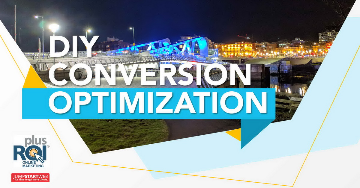 DIY Conversion Optimization