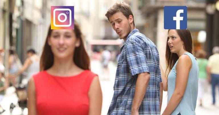 Marketing your Business: Instagram or Facebook?