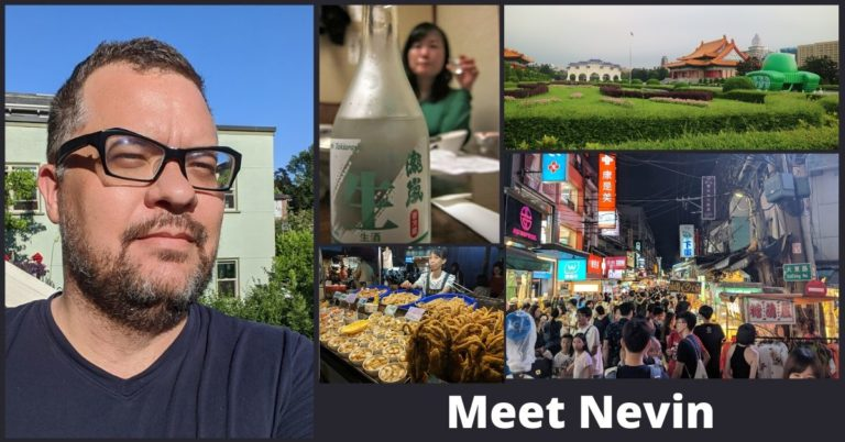 Get to Know the Team: Meet Nevin!