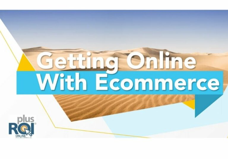 Webinar Recap: Getting Online with Ecommerce