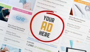 Social ad examples