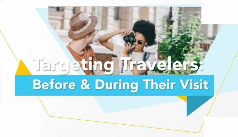 Webinar Recap – Tourism Advertising: Targeting Visitors Before They Visit and After They Arrive